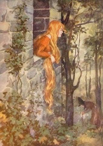 Brothers Grimm illustration