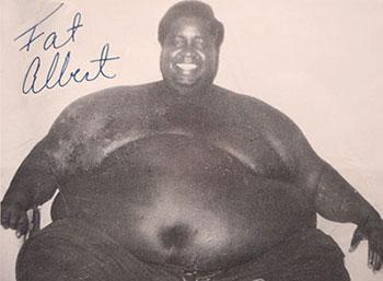 Fat Albert Jackson