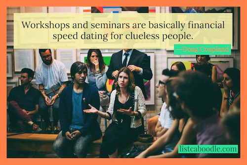 Funny quotation on speed dating image