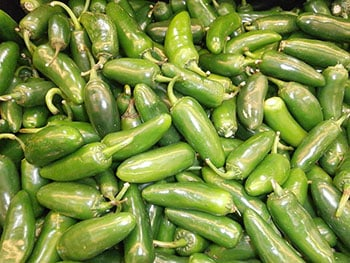Know Your Peppers: Jalapeño peppers