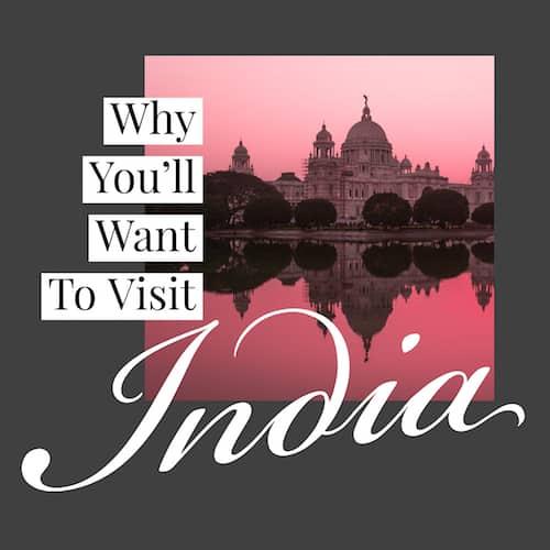India Vacation image