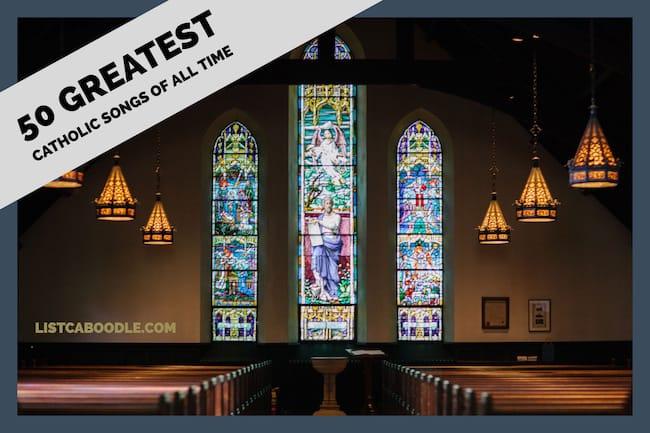 Best Catholic songs image
