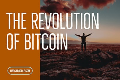 The Revolution of Bitcoin image