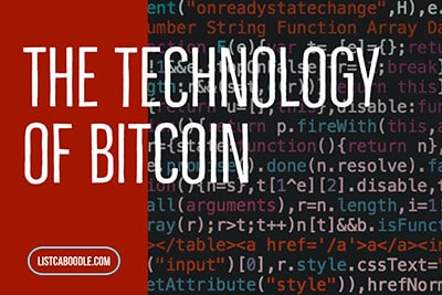 The Technology of Bitcoin Quotes
