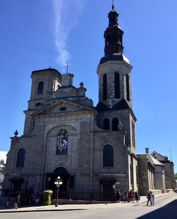 Notre Dame de Quebec Basilica image