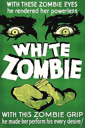 The 1932 movie White Zombie | Zombie Survival Guide