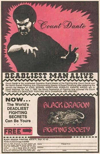 Black Dragon Ad
