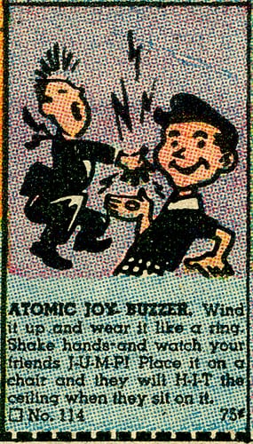 Atomic Joy Buzzer