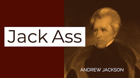 President Nicknames - Andrew Jackson image