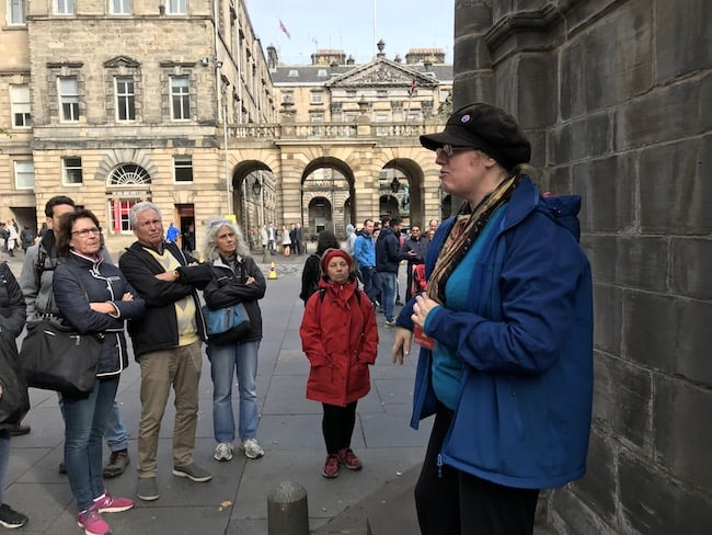 Edinburgh Free Walking Tour image