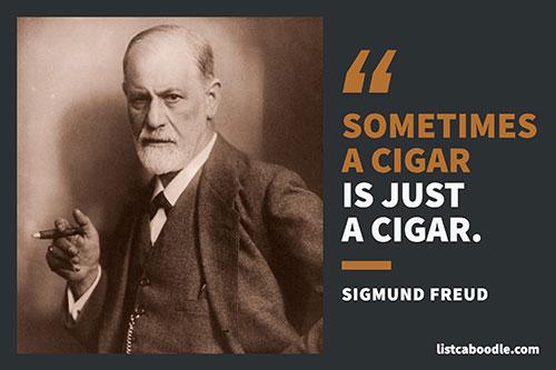Short deep quotes: Sigmund Freud quote