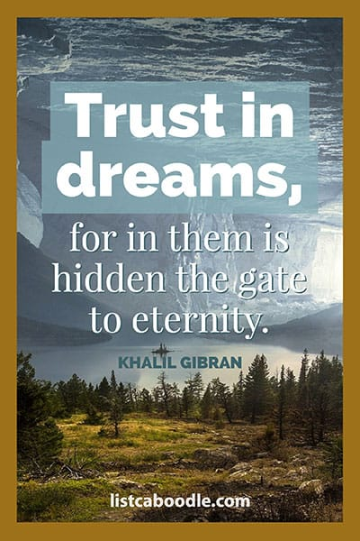 Gibran quote