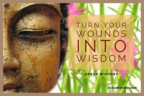 Short positive quotes: Oprah quote