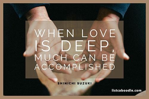 Suzuki quote