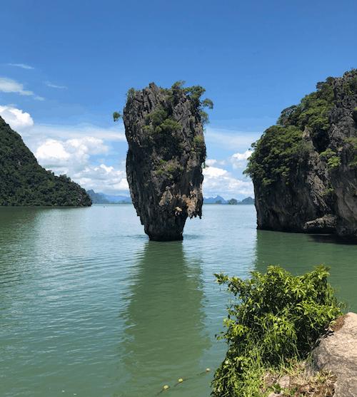 Visit Thailand: James Bond Island image