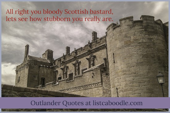 Lines from Outlander series image