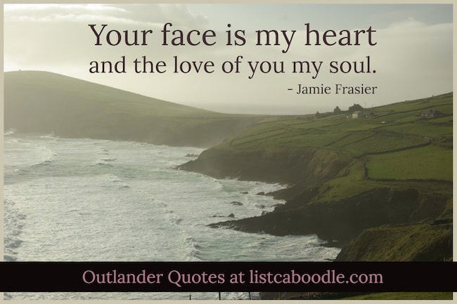 Outlander quotes image