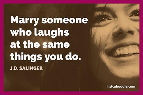 Salinger saying