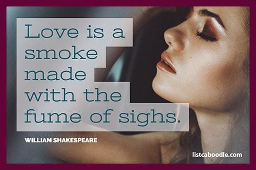 Shakespeare line