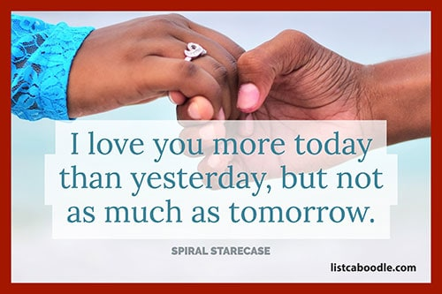 Short Love Quotes Magical Messages Sayings Listcaboodlecom
