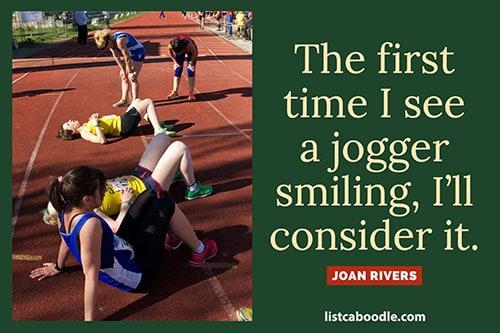Jogging joke