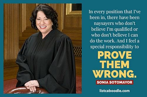 Sotomayor quote