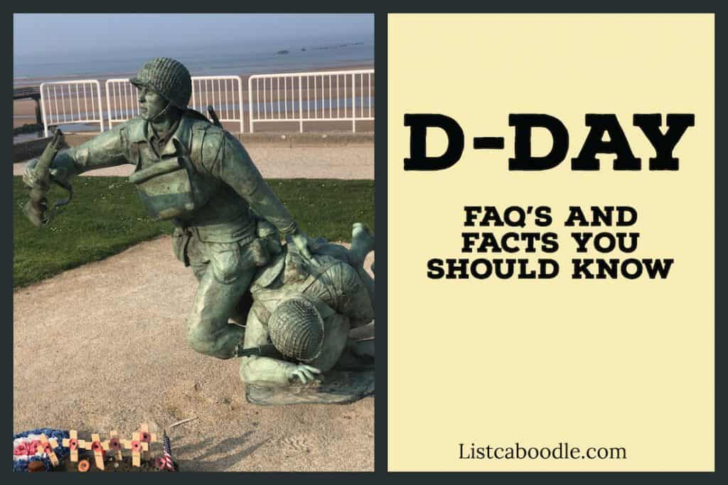 D-Day Facts and FAQs image