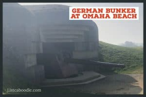 German-bunker-at-Omaha-Beach-image