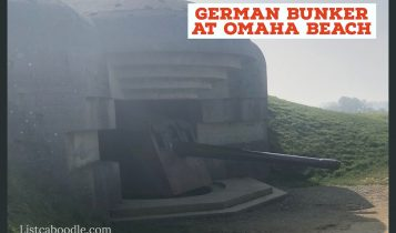 German-bunker-at-Omaha-Beach-image