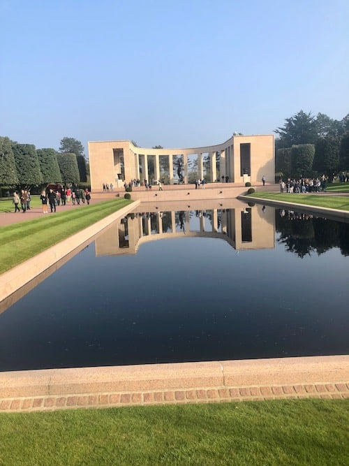 Normandy American Cemetery and Memorial image