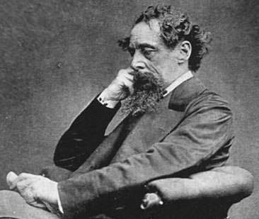 Charles Dickens in 1868