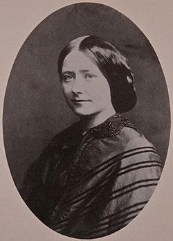 The mistress of Charles Dickens, Ellen Ternan