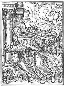Holbein's Dance of Death