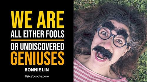 Bonnie Lin quote