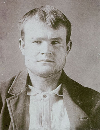 Butch Cassidy arrest