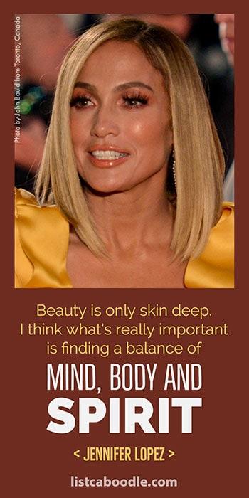 Jennifer Lopez quote image