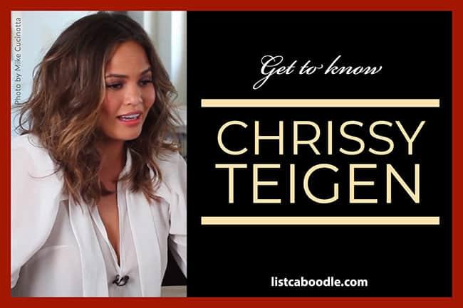 Chrissy Teigen image