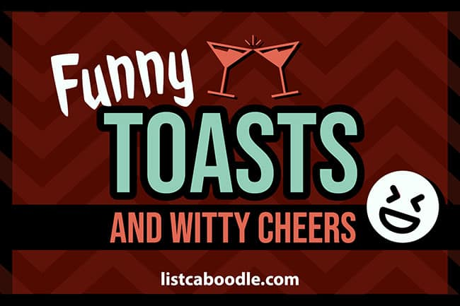 Funny toasts image
