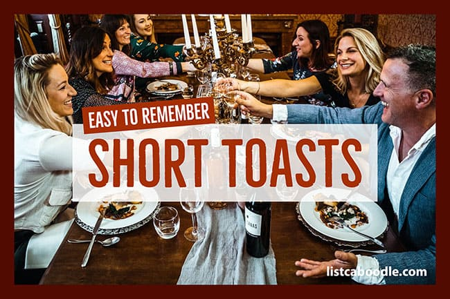 Short Toasts photo