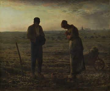 The Angelus painting