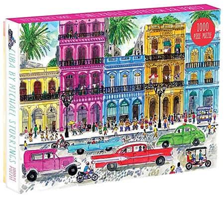 Cuba street puzzle image