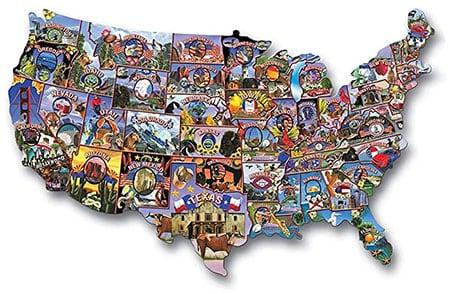 United States best jigsaw puzzles image