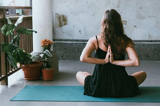 yoga social distancing hacks mage