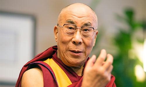 Dalai Lama image