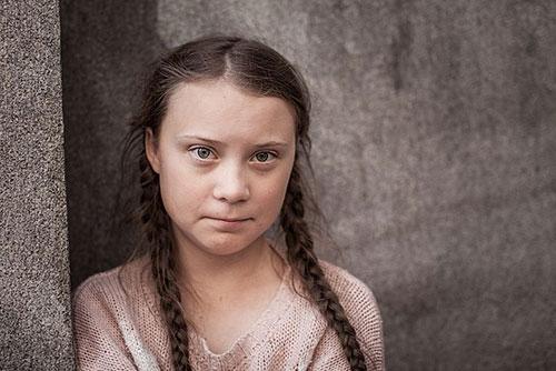 Greta Thunberg climate change quotes image