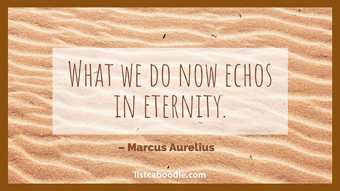 Eternity saying image