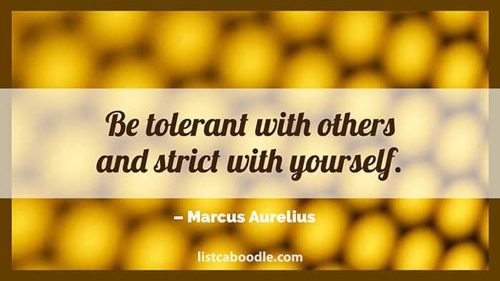 Tolerance quote image