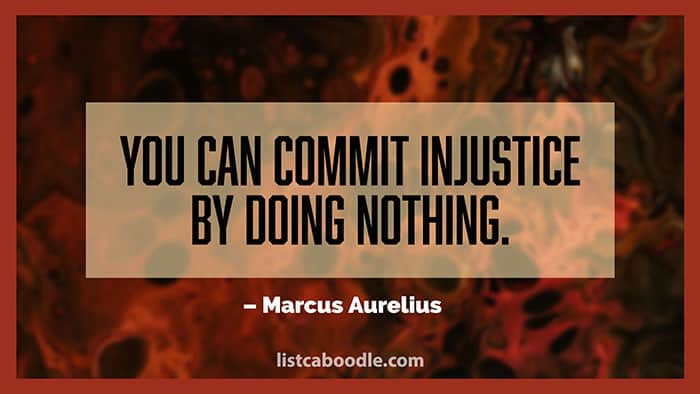 Injustice quote image