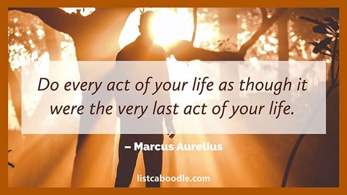 Marcus Aurelius quote photo
