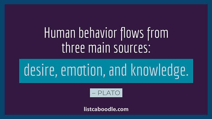Plato quote image